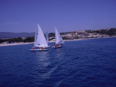 Corso di vela per adulti a Soverato