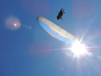 Paragliding Calabria