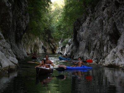 Parco del Levigliese Canoa