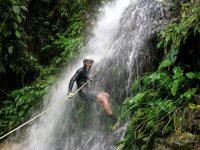 Canyoning nel Parco del Levigliese