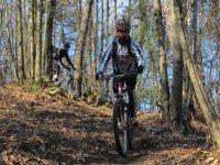 Escursioni giornaliere in mountain bike