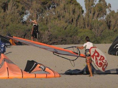 Action Bay Fabiano Windsurf
