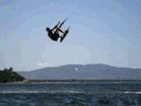 Kitesurf a Baia di Talamone