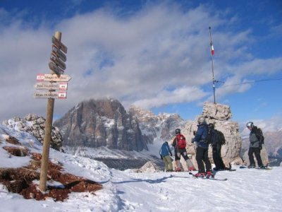 Dolomites Mountain Holiday Sci