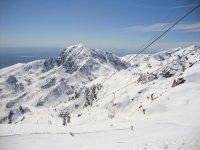 Momenti di sci alpino