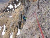 Arrampicata alpina