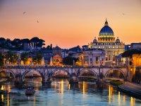 noche roma vaticano