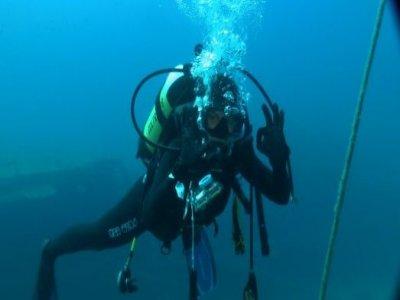 Uscita doppia immersione sub breve distanza
