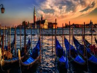 Venezia e la vista dal Canal Grande