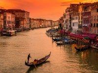 Il tramonto più romantico di sempre