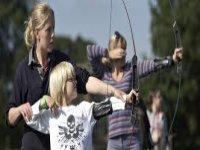 Lezioni singole di tiro con arco o perfezionamento