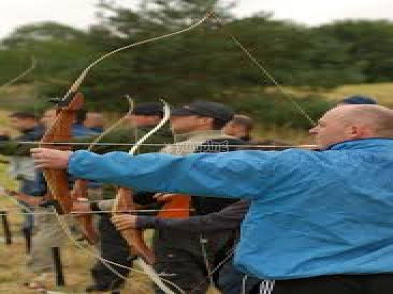 prove di tiro con arco