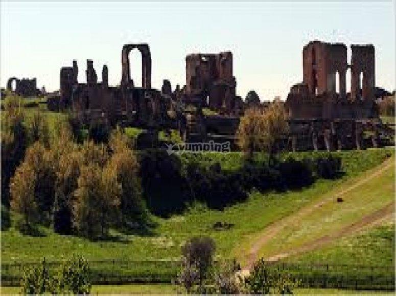 Visita guidata ai monumenti della Roma antica