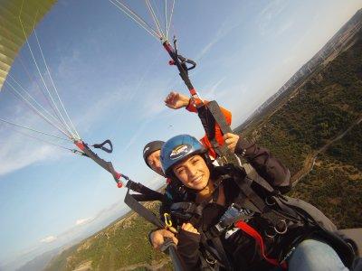 Volo Parapendio biposto + foto e video in Sardegna