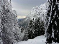 Un giornata di sci d'alpinismo