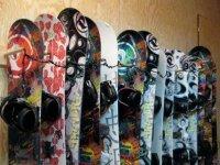 Noleggio snowboard e scarponi
