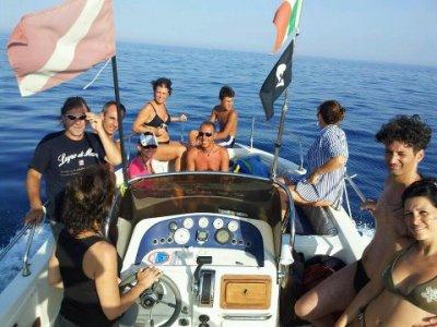 Eco di mare Escursione in Barca