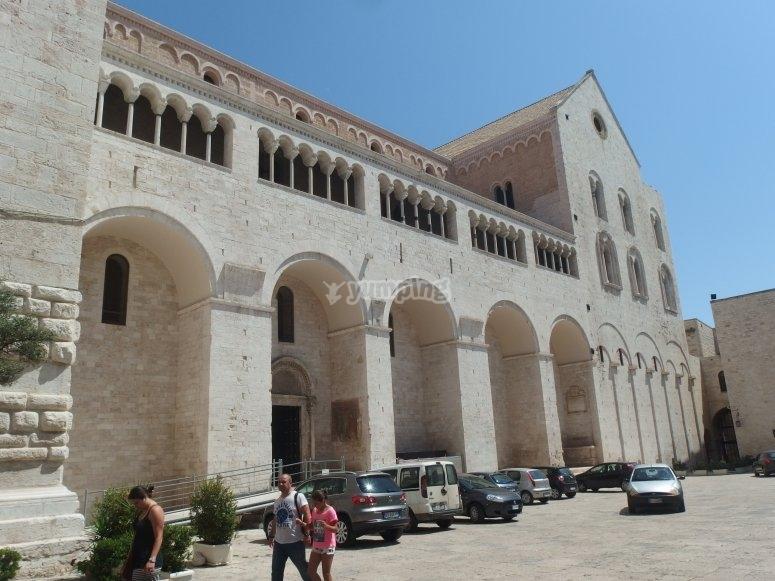 La Cattedrale di Bari
