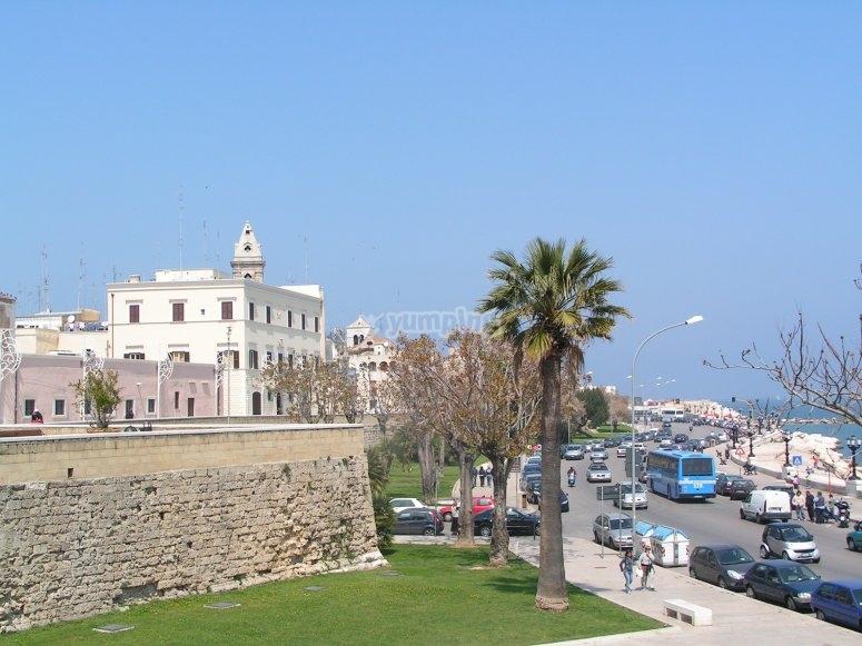 La citta di Bari