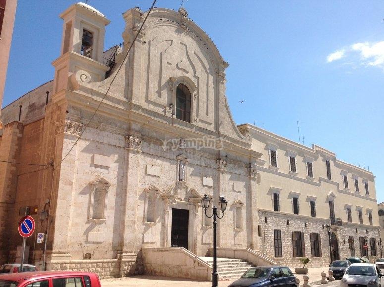 Chiesa di San Gaetano a Barletta