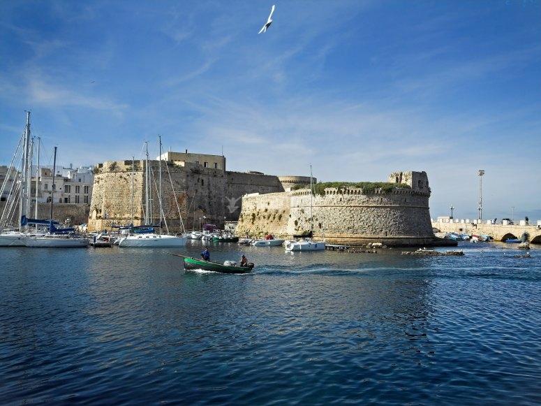 Il Castello di Gallipoli