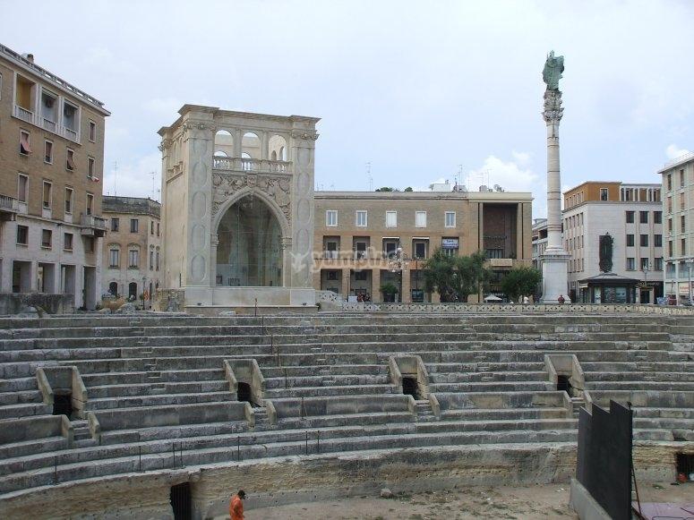 The magnificent surprises of Lecce