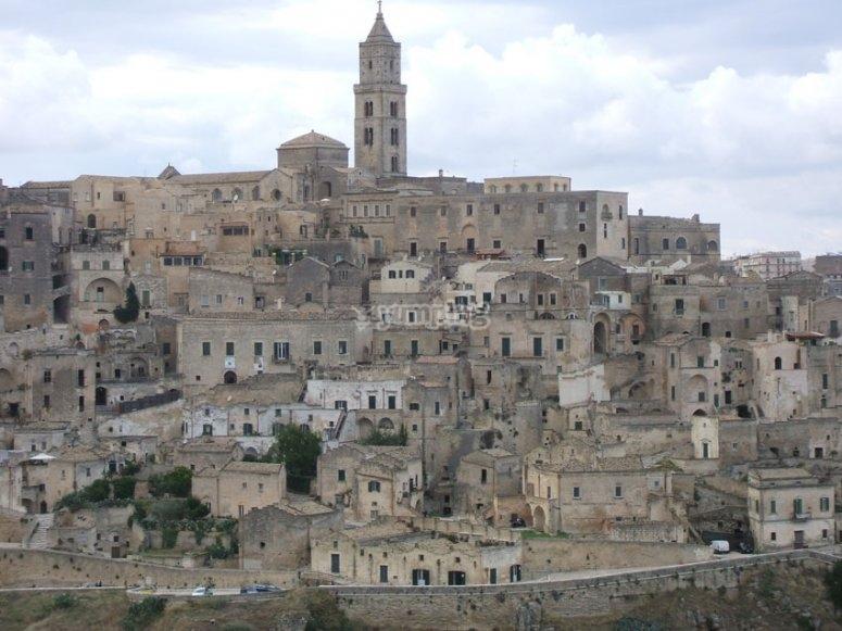 Visite guidate a Matera