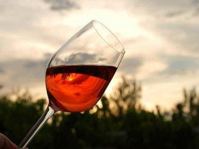 Wine tasting in a typical Apulian Masseria