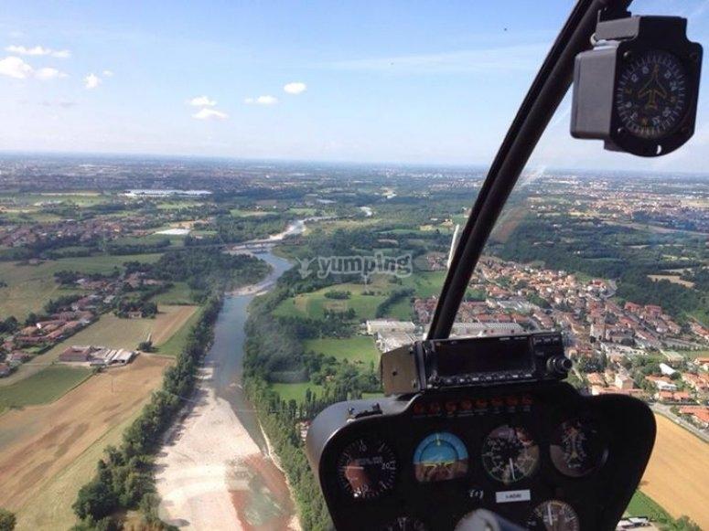 Vista pilota