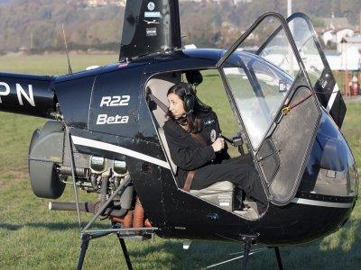 Volo in elicottero a Valbrembo di 20 minuti