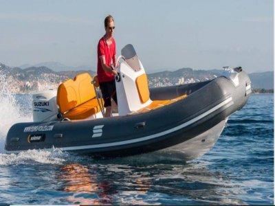 Dinghy rental Marina di Rimini 9 hours