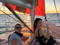 Aperitivo in barca a vela Riviera Adriatica (4h)