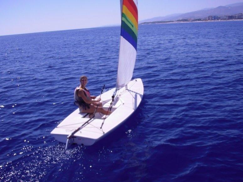 Campus vela per ragazzi in Calabria
