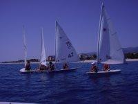 Corsi settimanali di vela per ragazzi