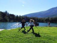Nordic walking in Valle d Aosta