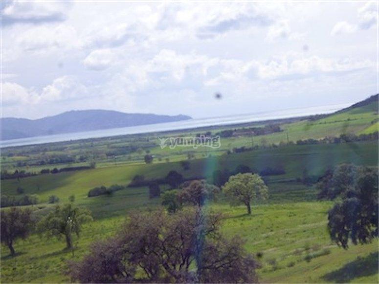 panorama maremmano