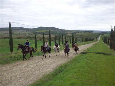Trekking del Morellino (2 gg intensi di cavallo)