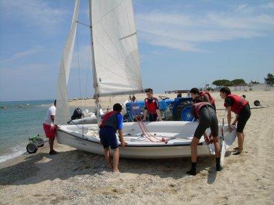 Corso di vela per ragazzi di 6 lezioni Soverato