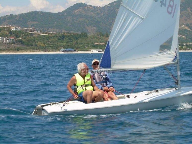 corso vela per maggiorenni a Soverato