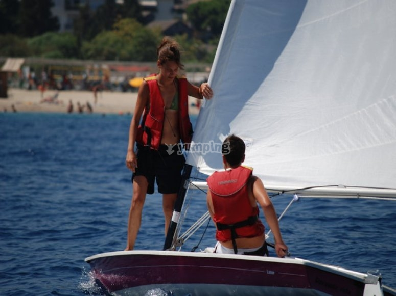 corsi vela per adulti