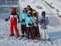 Corsi di sci alpino
