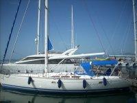 Yacht a vela in Sardegna