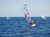 Unica lezione di iniziazione alla vela a Soverato