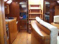 Interni yacht a vela