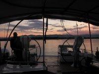 Pesca e vela a Cagliari