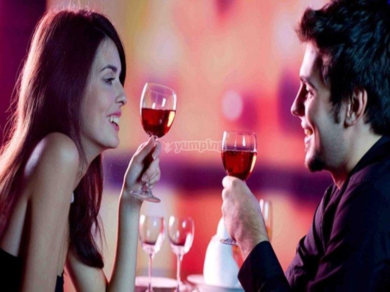 Brindisi romantico