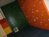 Mini arrampicata