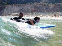 Lezioni surf individualizzate