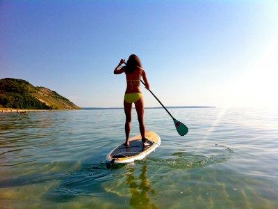 Asd Spinout Paddle Surf