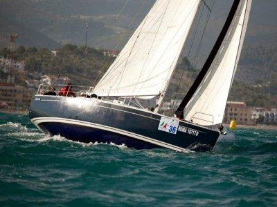 Uscita giornaliera in barca a vela Alto Adriatico